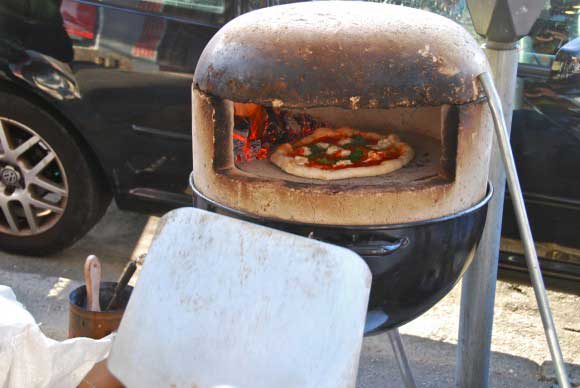 Do It Yourself Wood Fired Pizza Oven