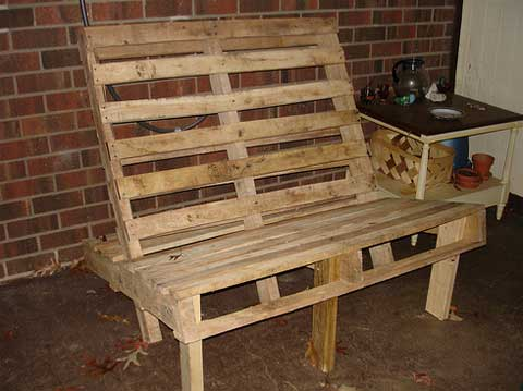 pallet furniture Delicious DIY Furniture