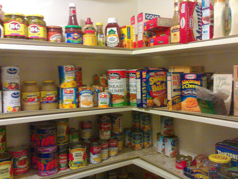 pantry Prepare a Peanut and Nut Free Kitchen