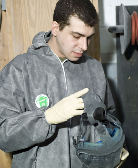 Personal Protective Equipment for Water and Mold Removal