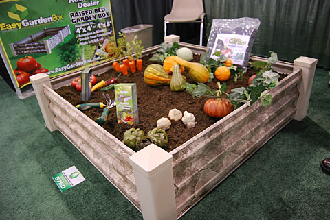 Raised Garden Boxes Made Easy