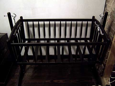 Setting Up a Nursery with a Recycled Cradle