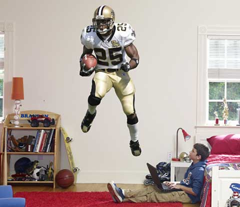 reggie bush saints fat head Super Bowl Party Prep