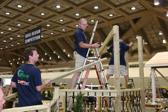 Remodeling Show Exhibitors on Twitter