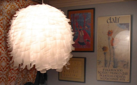 renest diy lamp 25 Projects Under $50