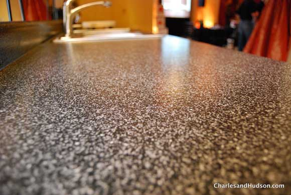 rustoleum countertop Rust Oleum Targets the DIY & Design Crowd with their Kitchen Transformations