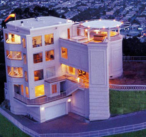 safe house los angeles Safest House In The World