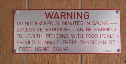 sauna home The Joy of In Home Saunas