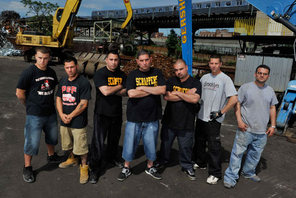 scrappers spike tv Spike Delivers with Scrappers