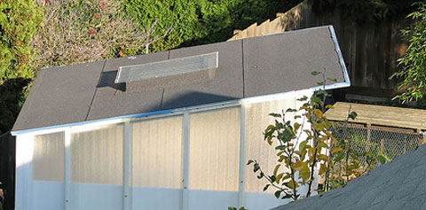 shed roof Photo Gallery of Roof Types