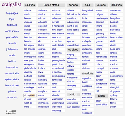 shop on craigslist Smart Shopper: Tips For Buying On Craigslist