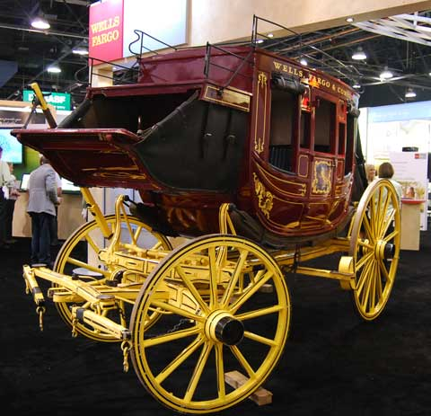 stagecoach 7 Unexpected Things at Builders Show 2010