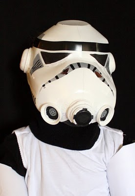 storm trooper costume Easy Halloween Costumes