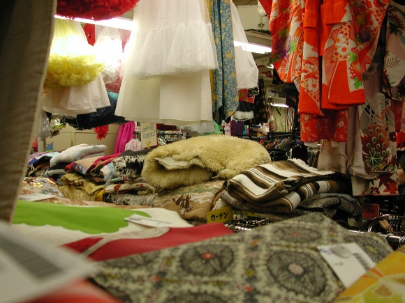 thrift store interior Avoiding Bedbugs While Thrift Shopping