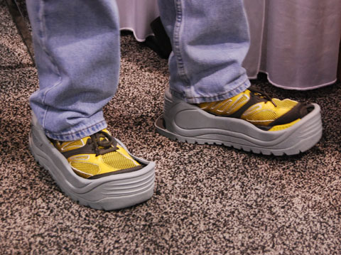 tidy trax shoes Last Minute Products from 2010 National Hardware Show