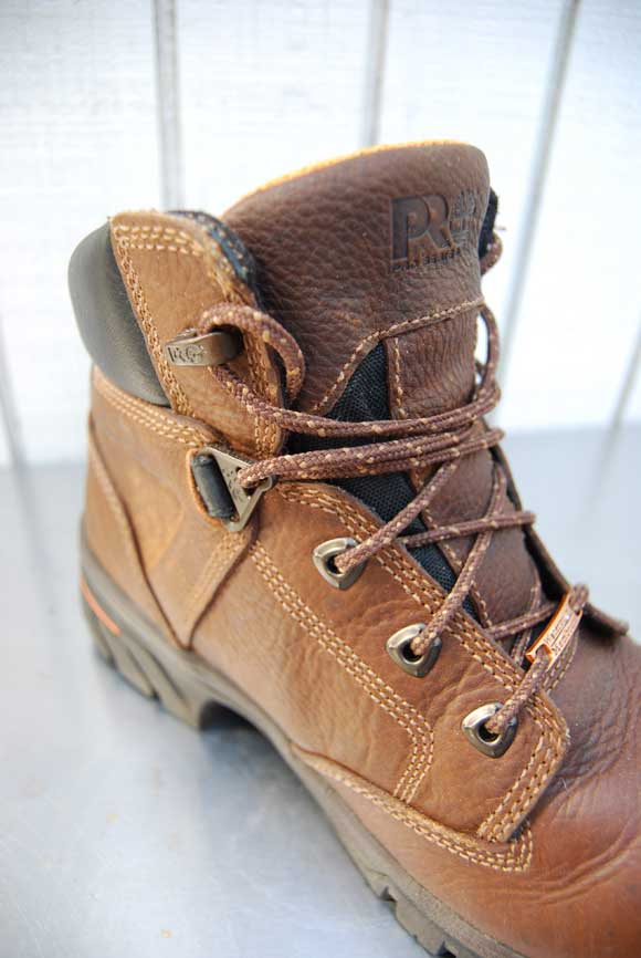 timberland boot laces Timberland PRO Helix Work Boot Review   A Lightweight and Comfortable Boot