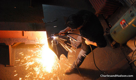timothy dahl plasma cutter Our Favorite DIY Events of 2010