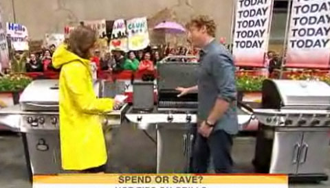 today show grills Spend or Save on Home Upgrades