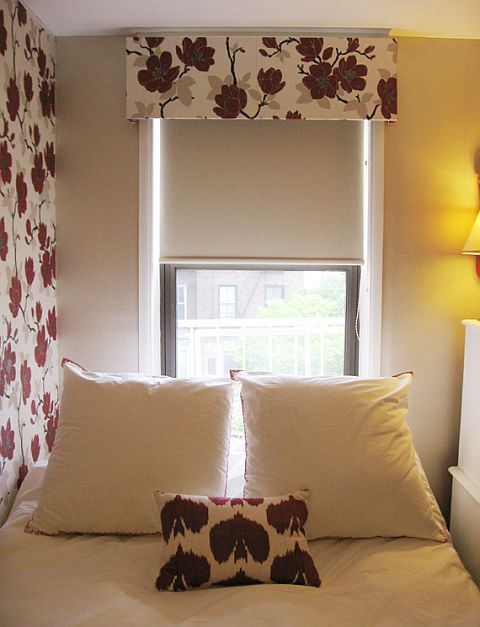 Create Wow-Worthy Windows With A DIY Valance