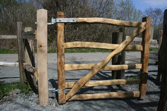 wood gate Help Wanted: Design Ideas for a Driveway Gate